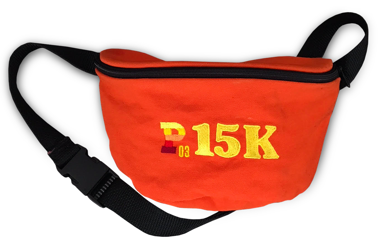 Princeton Reunion Orange Retro Fanny Pack 15K