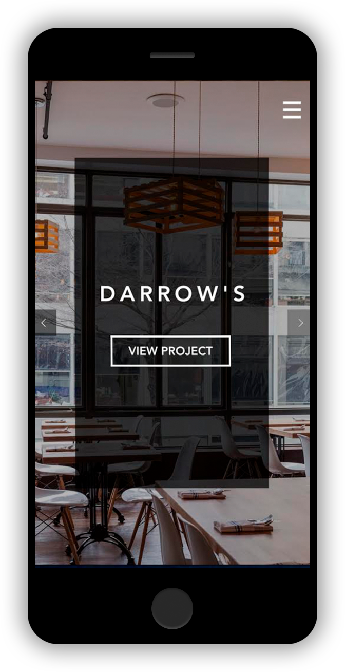 Darrows NYC Iphone Mockup
