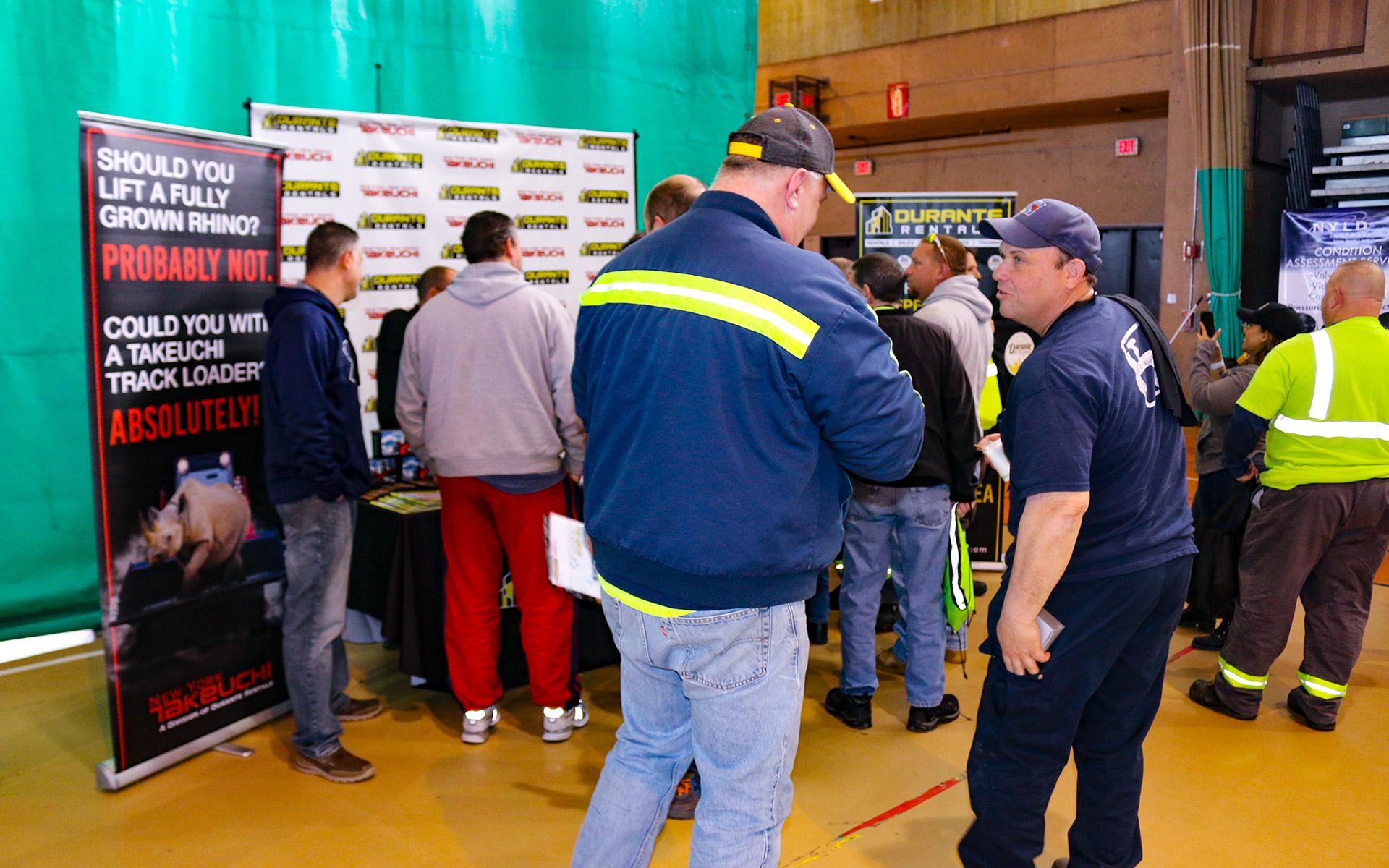 Dig Safely Excavator Show 2018