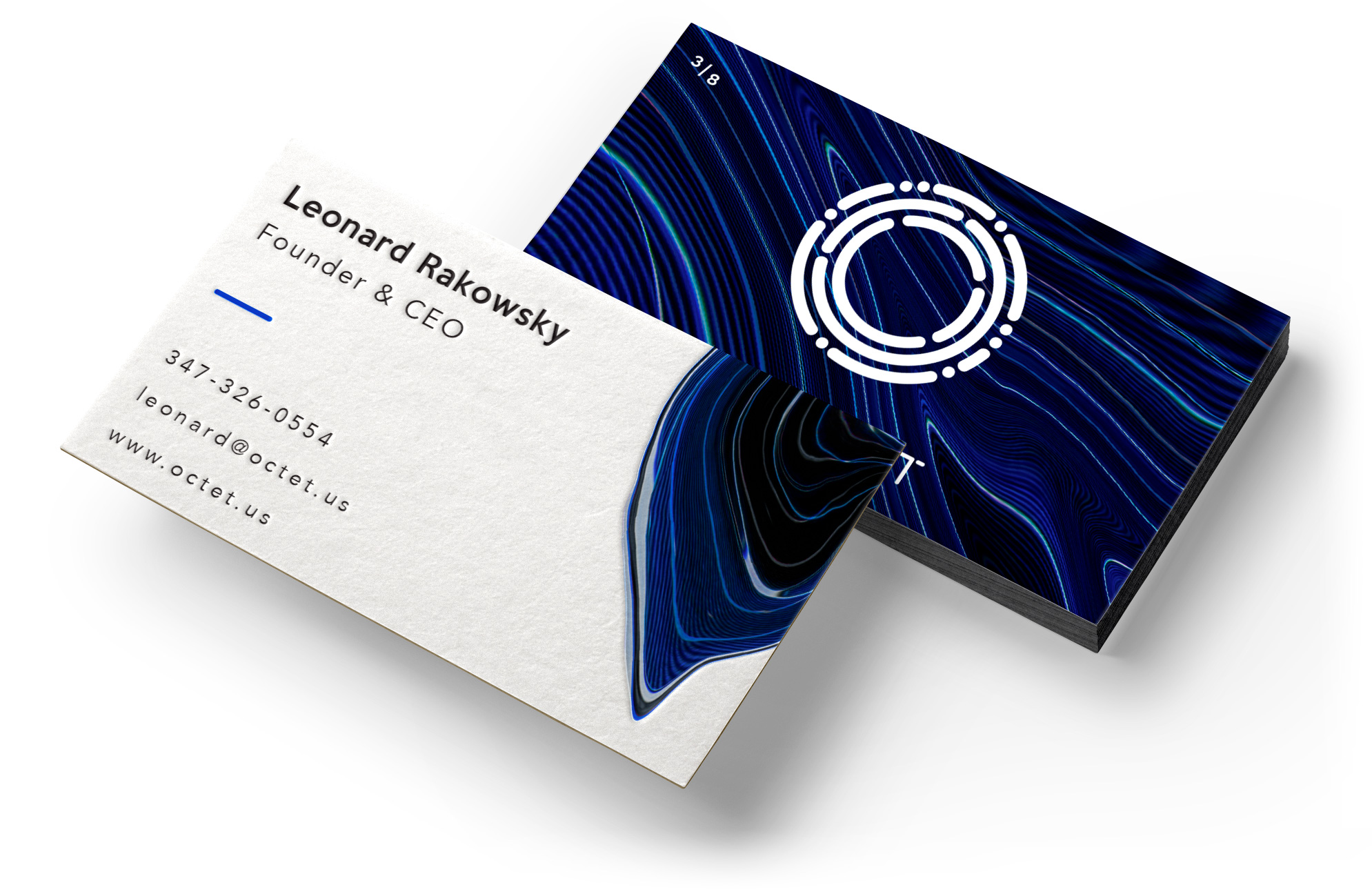 Creative Simple Business Card Design