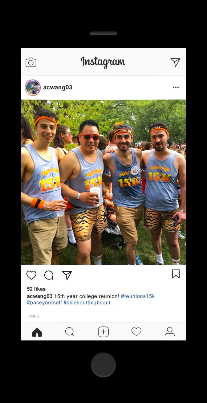 Princeton Reunion 2018 class of 2003 #15K